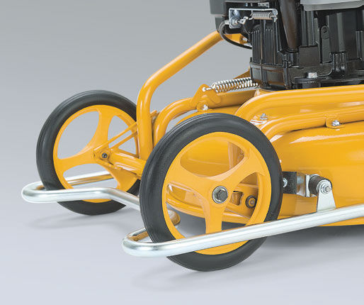 AS Motor Front Wheel Protection