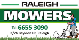 Raleigh Mowers