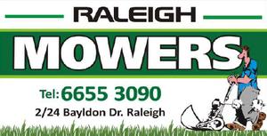 Raleigh Mowers