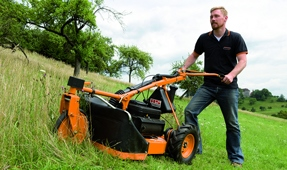 Self Propelled Mowers Melbourne